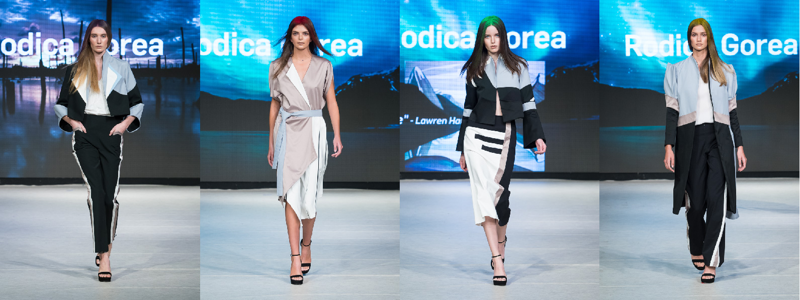 Vancouver Fashion Week Ss18 Runway