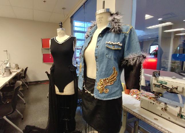Fashion Design Class Project
