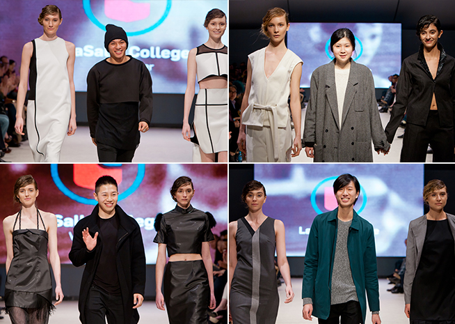 Lasalle College Vancouver At The Vancouver Fashion Week March 2015 Lasalle College Vancouver
